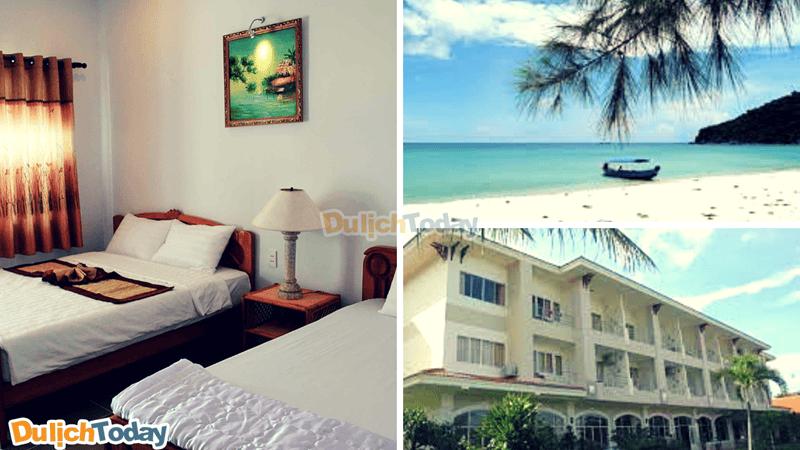 Khách sạn Phi Yên Côn Đảo
