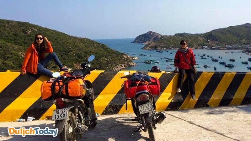 Khám phá khắp Nha Trang bằng xe gắn máy