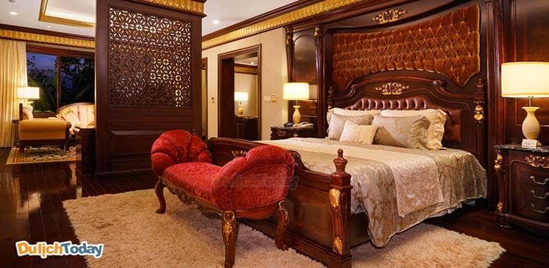 Chuỗi villa cao cấp tại Vinpearl Luxury Nha Trang - sang trọng và cổ điển