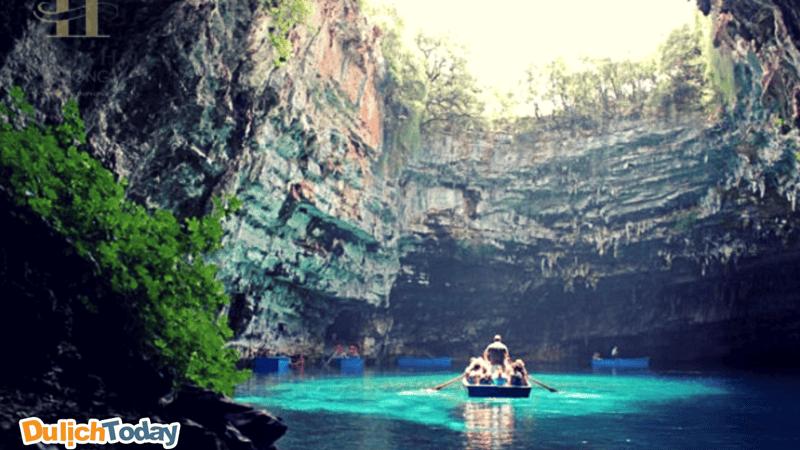 Hồ Ba Hầm, Vịnh Hạ long