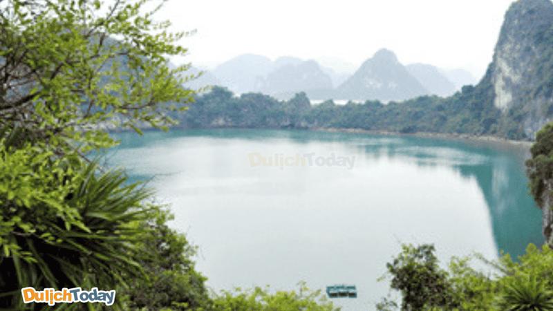 Khu sinh thái Tùng - Áng, đảo Cống Đỏ, Vịnh Hạ Long
