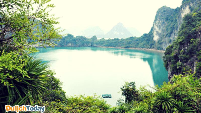 Áng Dù, Vịnh Hạ Long