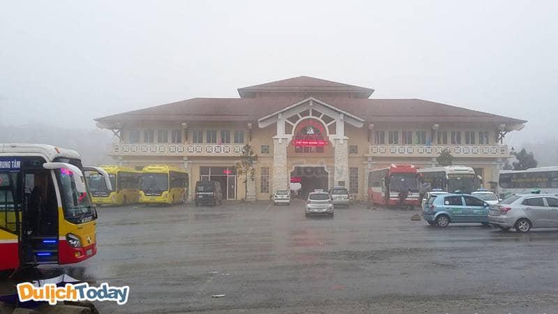 Chợ Sapa được xây mới to đẹp