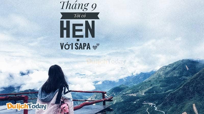 Tháng 9 - Tôi có hẹn với Sapa