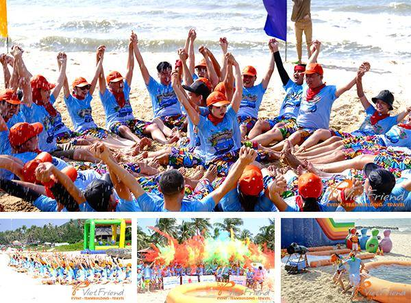 Mỗi một chương trình do VietFriend tổ chức đều mang lại cảm xúc hào hứng, vui nhộn thu hút được tinh thần tham gia nhiệt tình từ khách hàng