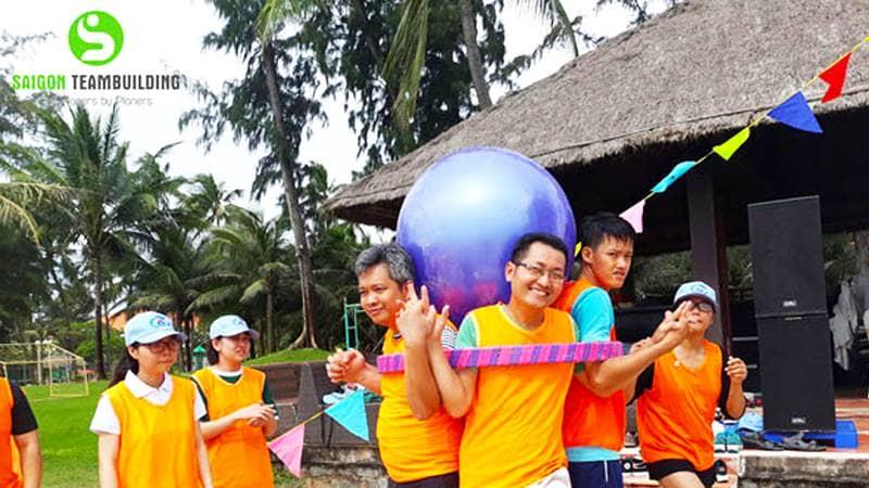 Công ty tổ chức teambuilding tại tp hcm