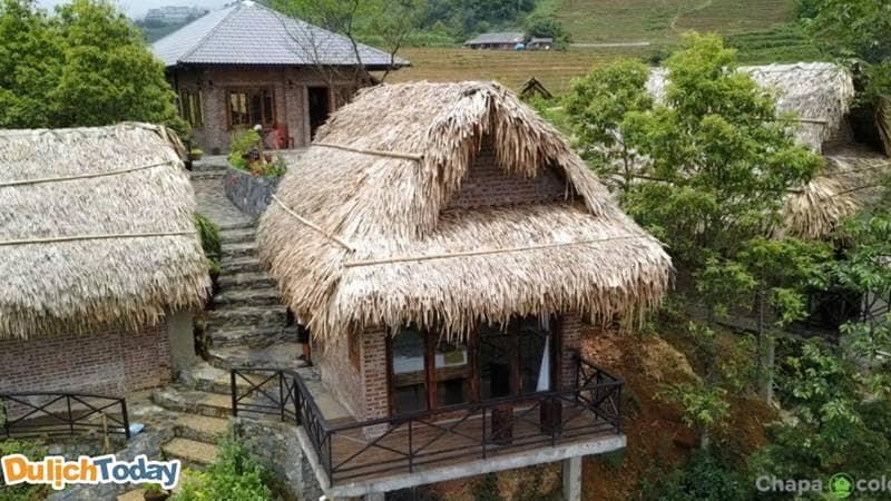 Homestay Champa Ecolodge - nơi dừng chân trong chuyến đi Sapa 2 ngày 1 đêm