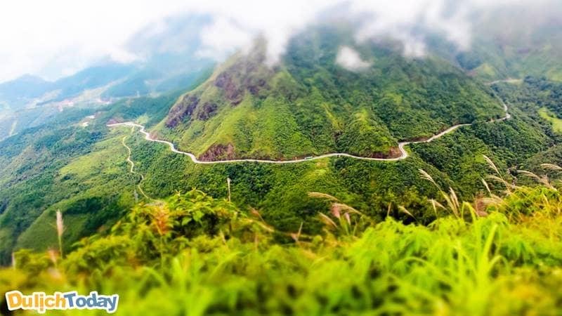 Tứ đại đỉnh đèo - Ô Quy Hồ là địa điểm du lịch Sapa ấn tượng nhất