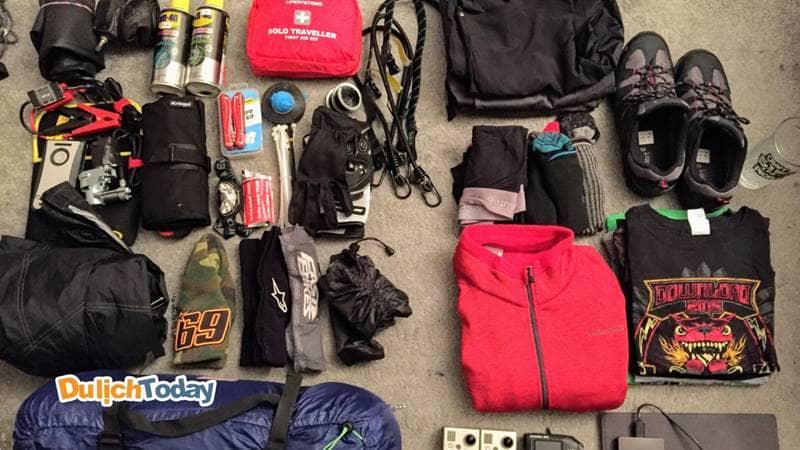 Những đồ dùng cần phải chuẩn bị khi bạn đi du lịch Sapa