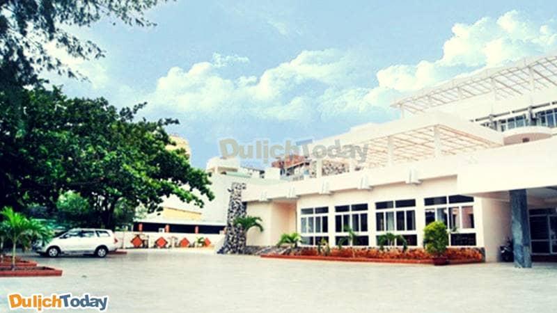 Toàn cảnh Hoàng Hoa hotel