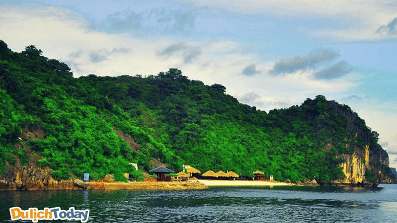 Đảo Soi Sim, Vịnh Hạ Long