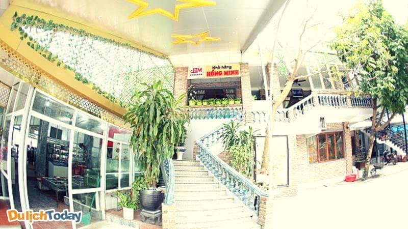 Nhà hàng Hồng Minh Tuần Châu