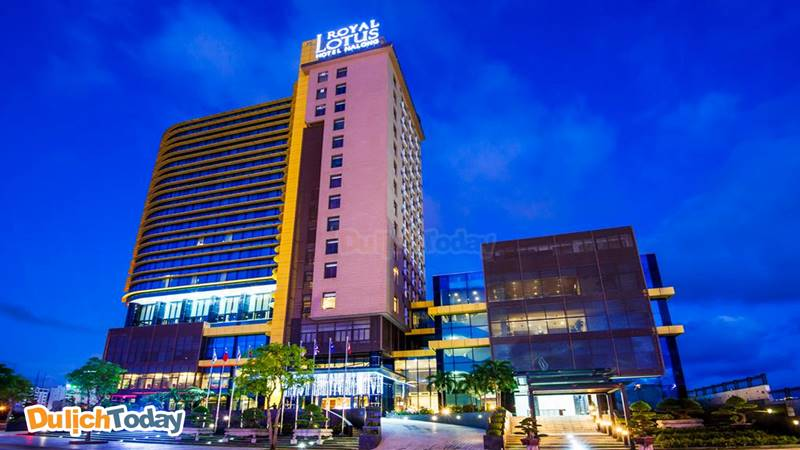 Khách sạn 4 sao Royal Lotus Hạ Long