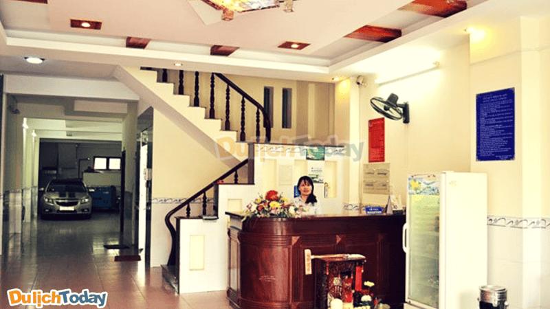 Motel Thanh Kiều là một khách sạn mới xây,phòng ốc sạch sẽ, tiện nghi
