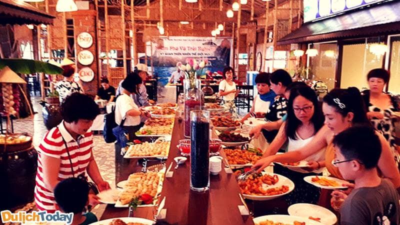Nhà hàng Hải Đăng bãi Cháy