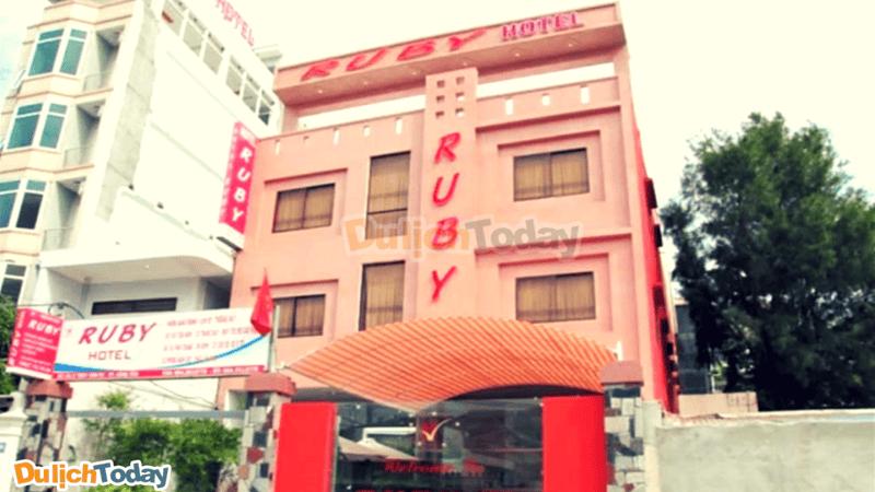Khách sạn Ruby - khách sạn 2 sao Vũng Tàu gần biển giá rẻ