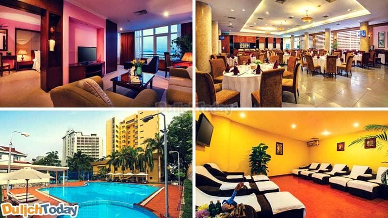 Các dịch vụ tại Mường Thanh Grand hotel