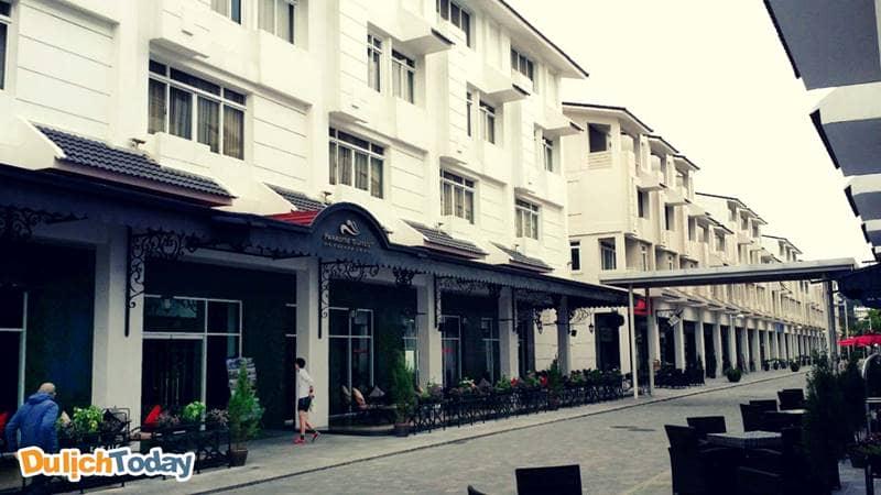 """Khách sạncó thiết kế theo phong cách """"Boutique Hotel"""""""
