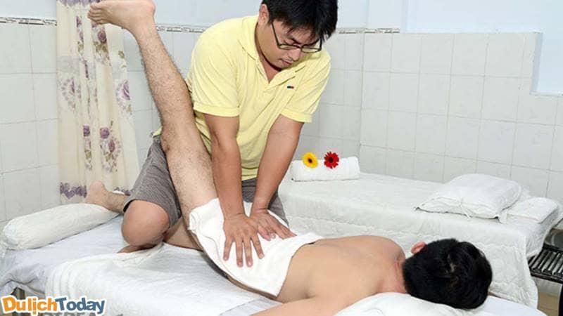 Ánh Dương Massage khiếm thị ở Vũng Tàu