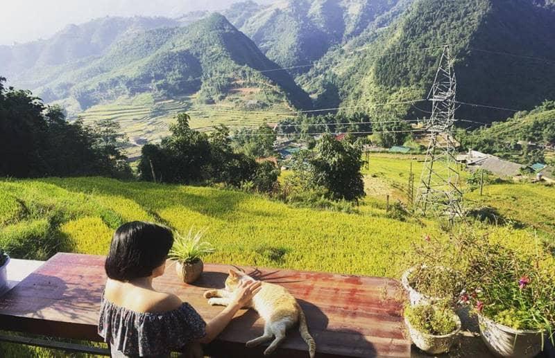 Tận hưởng cảnh đẹp Sapa vào mùa lúa chính khi đến Gem Valley©phamthanhnga26
