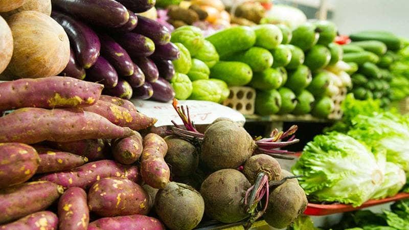 Ăn rau củ quả ở Đà Lạt sẽ ngon hơn ở nhà