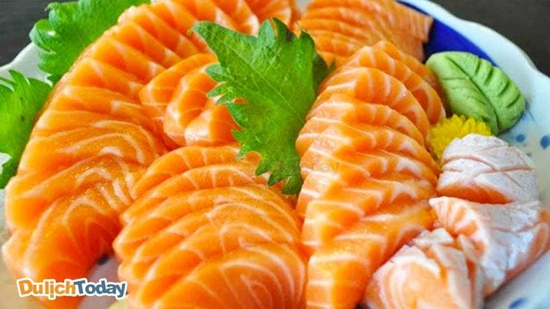 Cá hồi - Đặc sản Sapa thơm ngon nổi tiếng