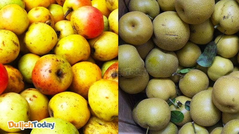 Hai loại quả đặc sản mùa thu Sapa mà bạn không thể bỏ qua