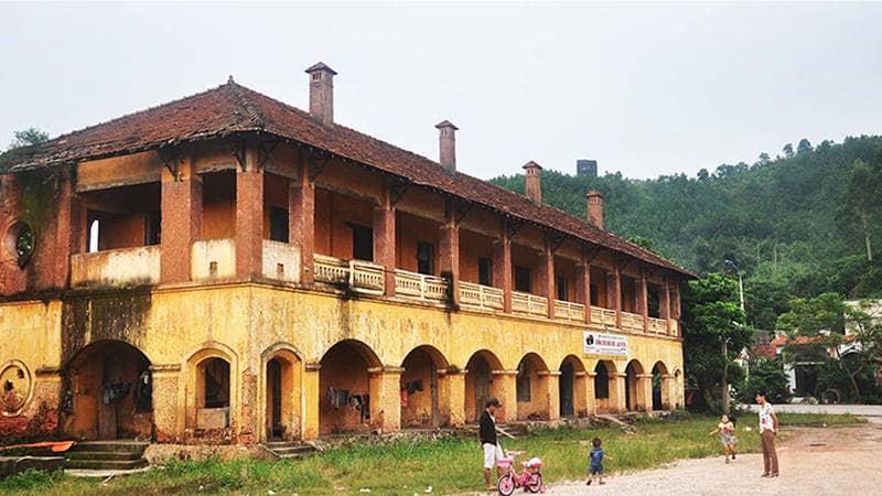 Di tích lịch sử Khe Tù tại Tiên Yên. Nguồn: Báo Quảng Ninh