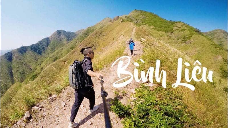 Du lịch Quảng Ninh tới huyện Bình Liêu nếu bạn là du khách yêu thích khám phá núi rừng. Nguồn: Youtube