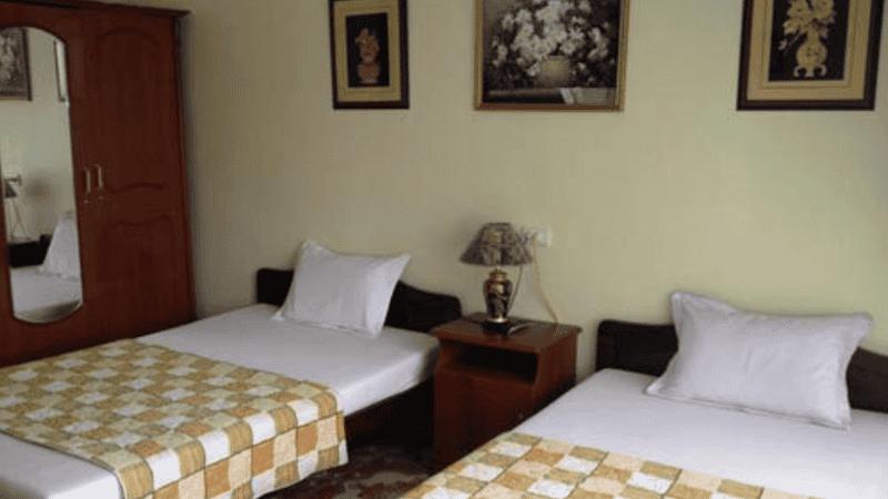 Phòng nghỉ tại nhà nghỉ Hải Trang