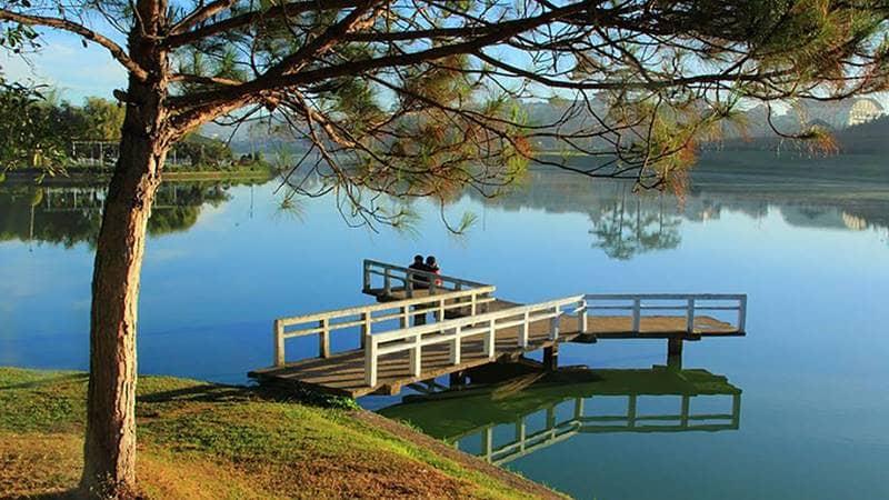 Hồ Xuân Hương - địa điểm du lịch Đà Lạt free thơ mộng