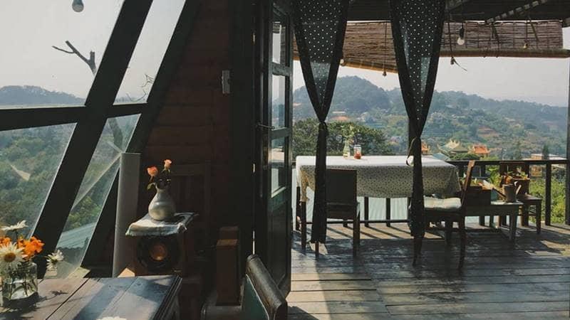 Không gian đẹp cả trong lẫn ngoài của Jang & Min's house