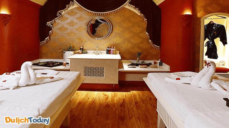 The Imperial Romance Spa là địa chỉ massage Vũng Tàu có không gian đẹp nhất