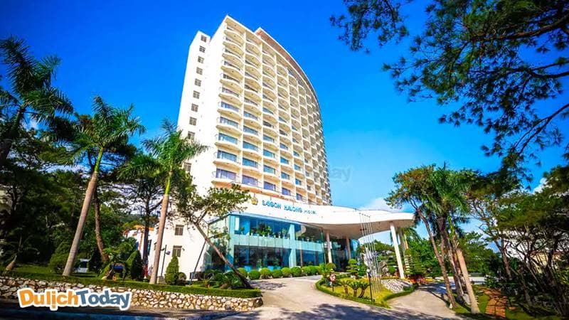 Khách sạn Sài Gòn Hạ Long 4 sao với quy mô lớn