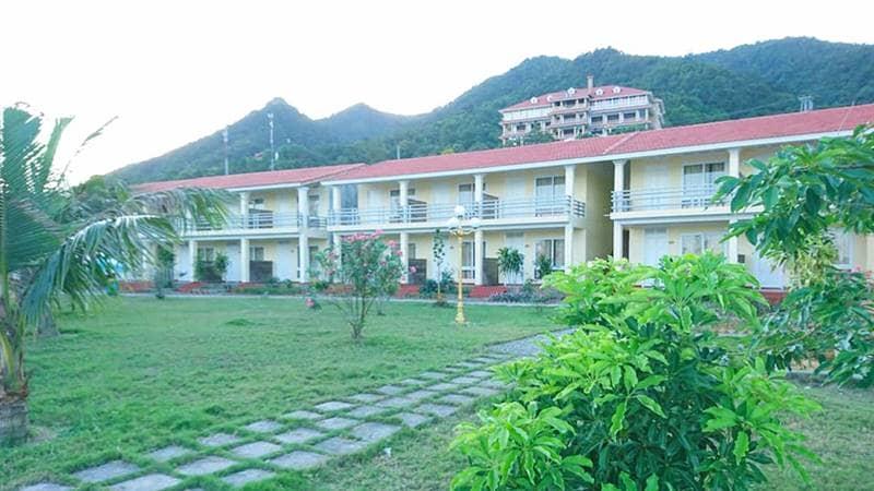Một trong những khu phòng nghỉ ven biển tại Mai Quyền Resort Quảng Ninh. Nguồn: Mai Quyền Resort