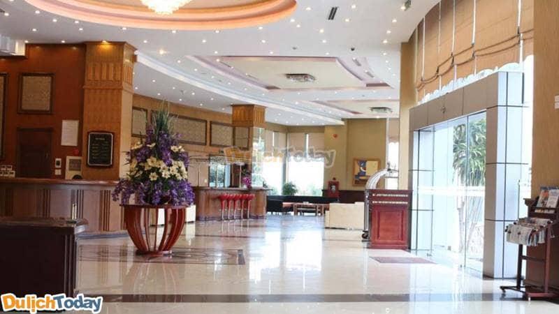 Khách sạn Morning Star Hotel - Khách sạn Tuần Châu 4 sao