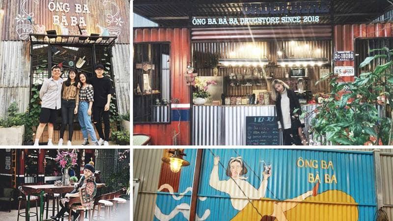 """Quán cà phê là địa điểm mới ở Đà Lạt với decor cực chất cho những bức hình """"sống ảo"""". Nguồn: Internet"""