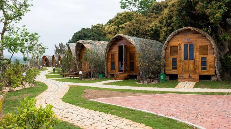 CoTo Village - Một trong những khu resort đẹp ở Quảng Ninh. Nguồn: Cotovillage