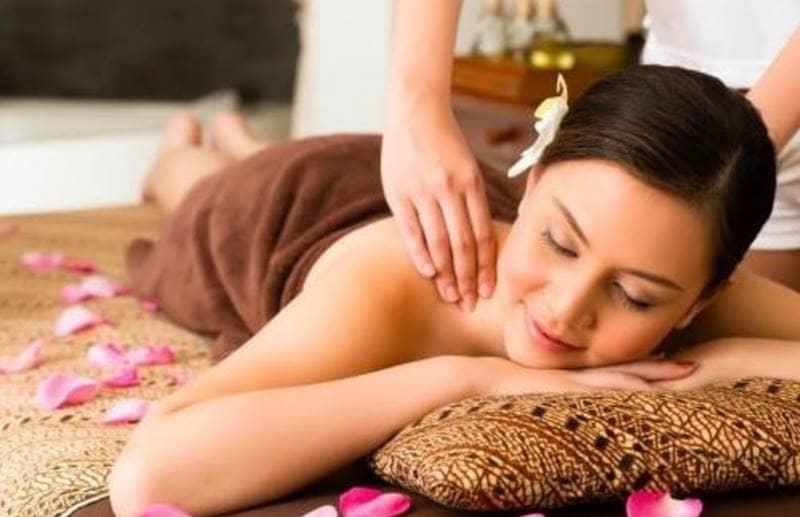Trải nghiệm massage kiểu thái của Sapa Jade Hill resort