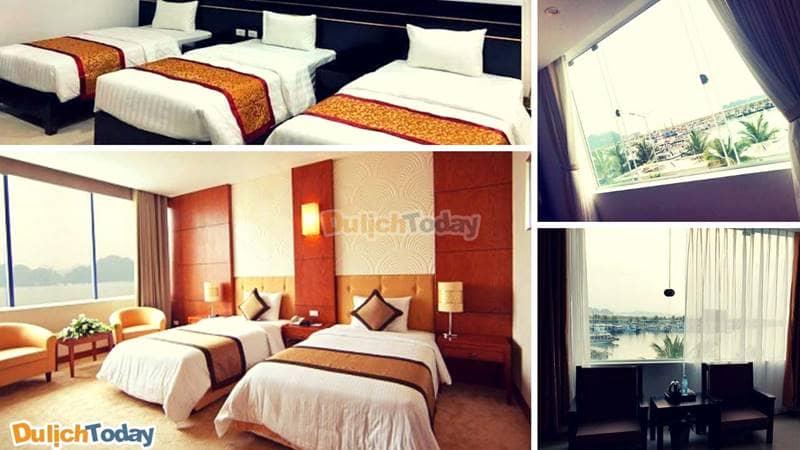 Sunsea Hotel là khách sạn Tuần Châu mới hoạt động có giá rẻ nhất