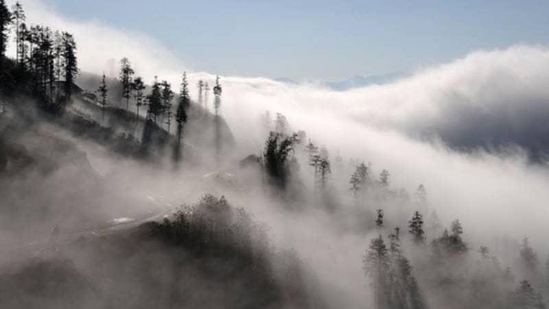 Săn Mây Sapa vào tháng 11 khi trời bắt đầu trở lạnh