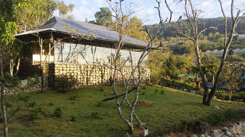 Resort Đà Lạt giá rẻ Dalach Noah Farm. Nguồn: Internet