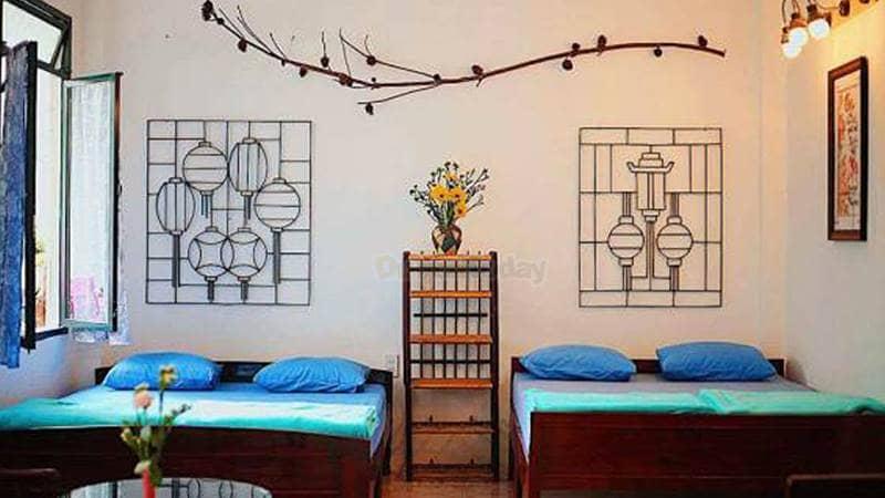 Phòng ngủ dành cho gia đình của Lemongrass