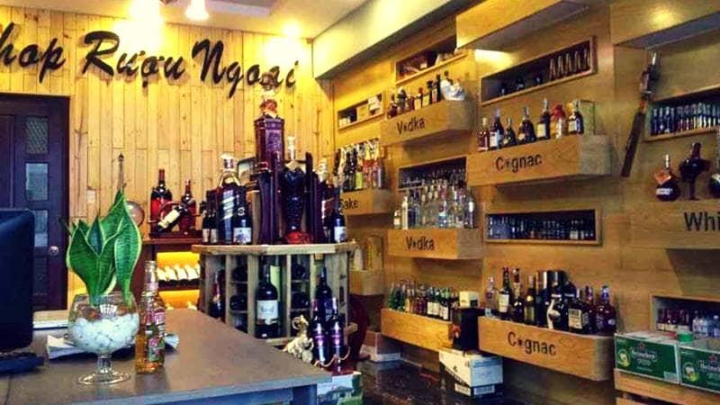 Shop rượu ngoại -Cửa hàng rượu, quà tết uy tín nhất tại Hà Nội