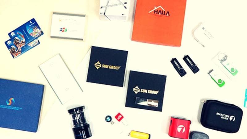 Các sản phẩm được quà tặng 3A thiết kế cho khách hàng