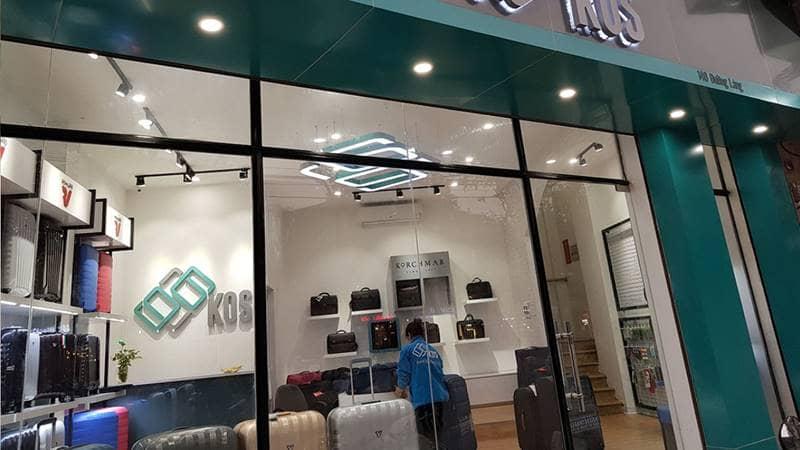 KOS Shop nơi chọn Vali làm quà Tết dành cho doanh nghiệp