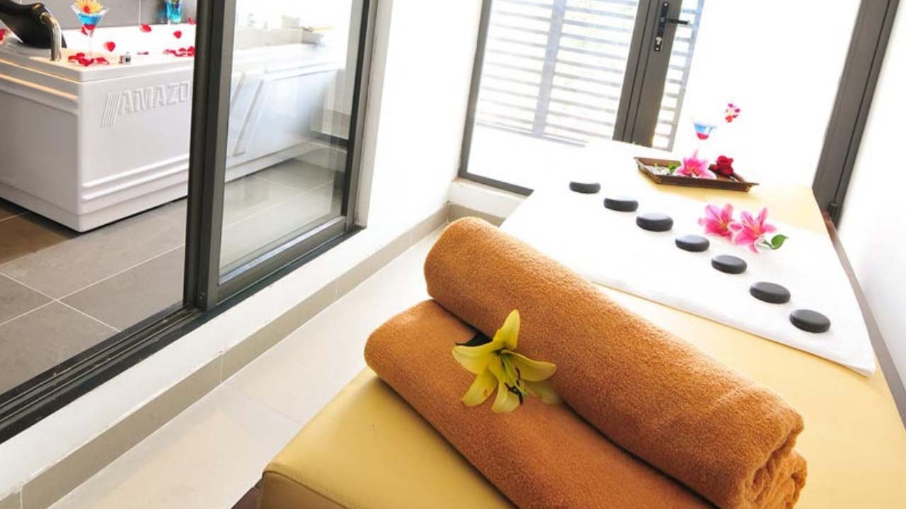 L'Amour Spa và Lavender Spa tại Amazing hotel Sapa