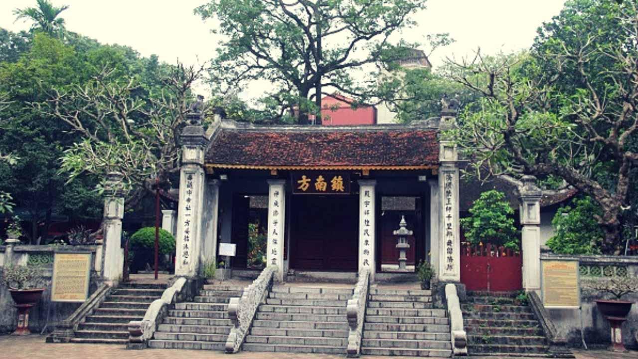 Trấn phía Nam Thăng Long: Đình Kim Liên