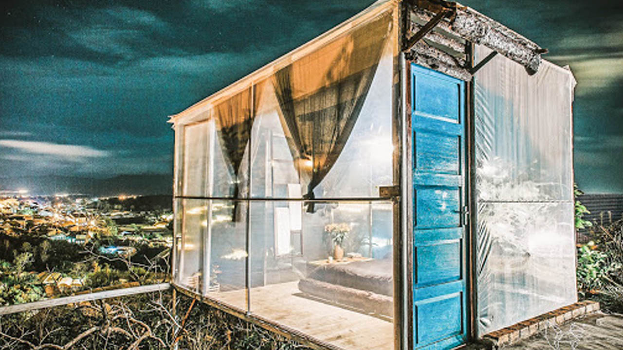 Căn phòng ngàn sao của home of dreamer