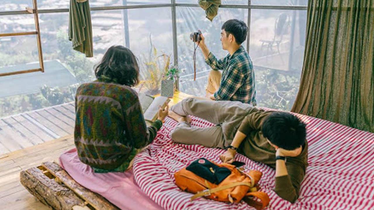 Cùng bạn bè tận hưởng những giây phút thư giãn tại home of dreamer